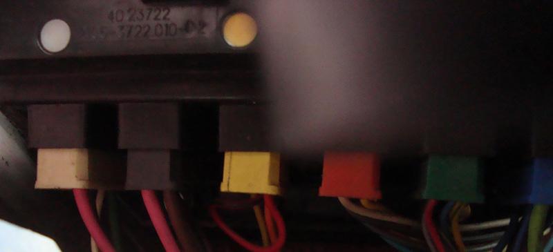 Подключение блока предохранителей ВАЗ-2105, ВАЗ-2107 и ВАЗ-2104